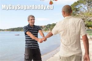 Ein sexy Sugarboy sucht Sugardaddy