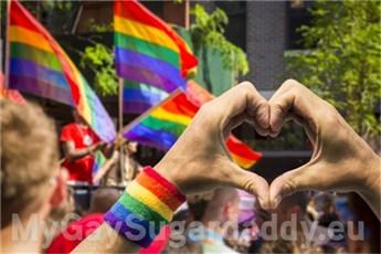 CSD Parade in Berlin und Mainz am 22. Juli